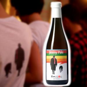 Birra Jimmy Pale - 0,75l
