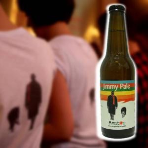 Birra Jimmy Pale - 0,33l