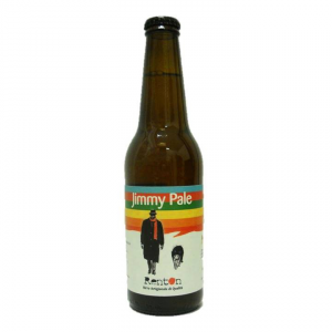 Birra Jimmy Pale - 0,33l