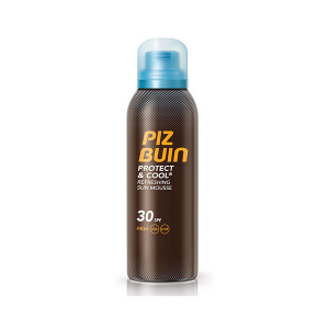 Piz Buin Protect And Cool Refreshing Mousse Spf30 150ml