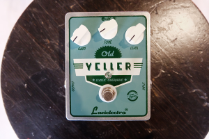 EX DEMO! PEDALE OLD YELLER CLASSIC OVERDRIVE - LAVIELECTRO