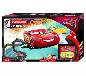CARRERA FIRST! DISNEY PIXAR CARS 3 cod. 20063011