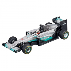 CARRERA GO!!! MERCEDES F1 W07 HYBRID L.HAMILTON, No.44 20064088