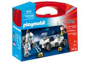 PLAYMOBIL CARRY CASE GRANDE MISSIONE SPAZIALE 9101