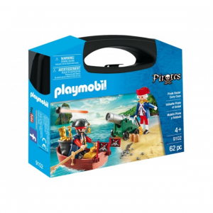 PLAYMOBIL CARRY CASE PIRATI 9102