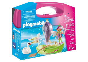 PLAYMOBIL CARRY CASE BARCA DELLE FATE 9105