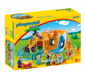 PLAYMOBIL ZOO 1.2.3 9377
