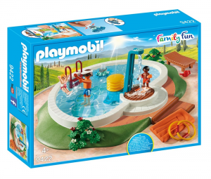 PLAYMOBIL PISCINA 9422