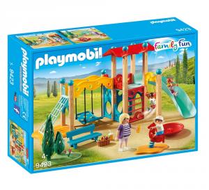 PLAYMOBIL PARCO GIOCHI DEI BAMBINI 9423