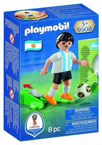 PLAYMOBIL GIOCATORE ARGENTINA 9508