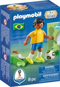 PLAYMOBIL GIOCATORE BRASILE 9510