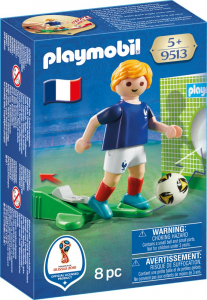 PLAYMOBIL GIOCATORE FRANCIA 9513