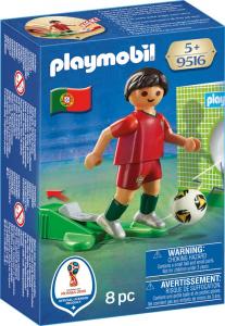 PLAYMOBIL GIOCATORE PORTOGALLO 9516