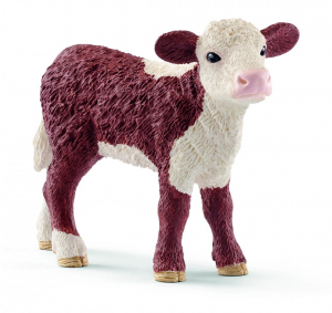 SCHLEICH VITELLO HEREFORD 13868