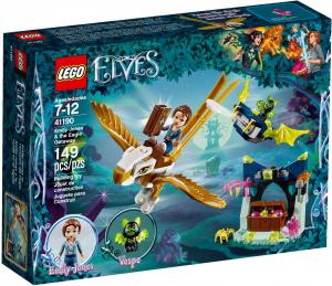LEGO ELVES LA FUGA SULL'AQUILA DI EMILY JONES 41190