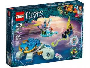LEGO ELVES NAIDA E L'AGGUATO DELLA TARTARUGA ACQUATICA 41191