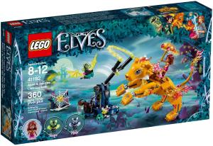 LEGO ELVES AZARI E LA CATTURA DEL LEONE DI FUOCO 41192