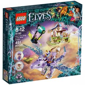 LEGO ELVES AIRA E LA CANZONE DEL DRAGO DEL VENTO 41193