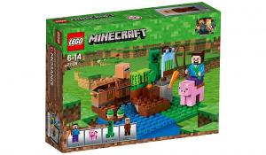 LEGO MINECRAFT LA FATTORIA DEI MELONI 21138