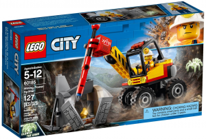 LEGO CITY SPACCAROCCIA DA MINIERA 60185