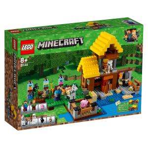 LEGO MINECRAFT IL CAPANNO DELLA FATTORIA 21144