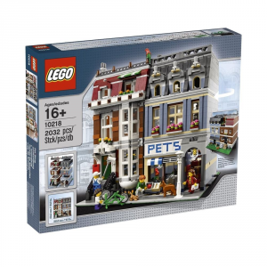 LEGO NEGOZIO DI ANIMALI cod. 10218