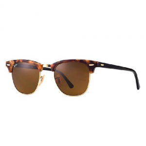 Ray-Ban RB3016 51-21 Clubmaster Fleck