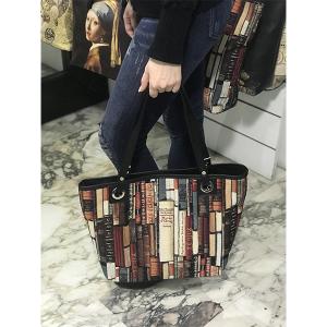 Borsa shopper Linea Tessuto Arte Merinda