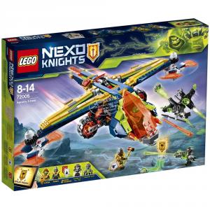 LEGO NEXO KNIGHTS X-BOW DI AARON 72005