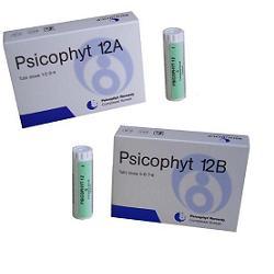 PSICOPHYT 12A/B-RIEQUILIBRANTE E TONICO IN CASO DI STRESS PSICO FISICO