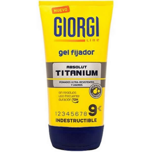 Giorgi Line Absolut Titanium Styling Gel 150ml
