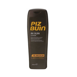 Piz Buin In Sun Lozione Sfp15 Media 200ml