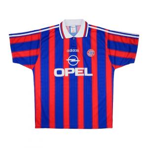 1995-97 Bayern Monaco Maglia Home L (Top)