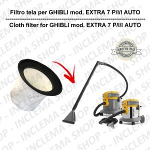 FILTRO TELA PER aspirapolvere GHIBLI modello POWER EXTRA 7 P/I/I AUTO
