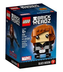LEGO BRICKHEADZ VEDOVA NERA 41591