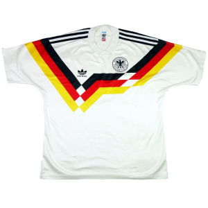 1988-90  Germania Ovest Maglia Home M (Top)