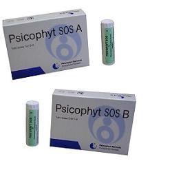 PSICOPHYT24SOS A/B - RIEQUILIBRANTE E TONICO IN CASO DI STRESS PSICO FISICO