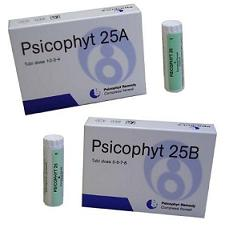 PSICOPHYT 25 A/B - RIEQUILIBRAMTE E TONICO