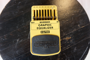 USATO! BEHRINGER GRAPHIC EQUALIZER EQ700