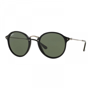 Ray-Ban RB2447 49-21 Round Fleck