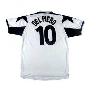 1998-99 Juventus Maglia Away #10 Del Piero XL