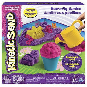 MECCANO KINETIC SAND BUTTERFLY GARDEN SET