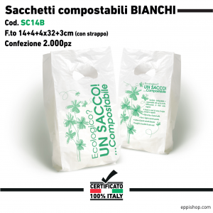 Sacchetto - F.to 14+4+4x32+3