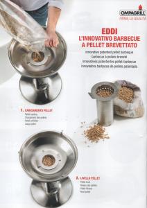 Barbecue Ompagrill Eddi 4780 Pellet Pro Cover