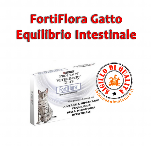 Purina ProPlan Veterinary Diets FORTIFLORA GATTO
