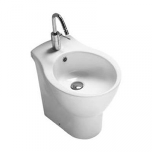 Bidet a terra per il bagno cm 55,5 x 35,5 Nido Hatria