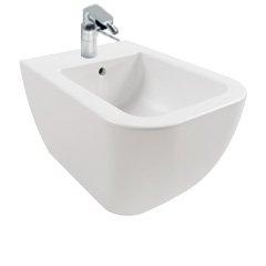 Bidet sospeso per il bagno cm 52 x 34,5 Bianca Hatria
