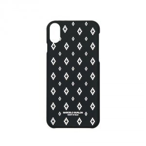 "Cover MARCELO BURLON ""CROSS"" per iphone X"