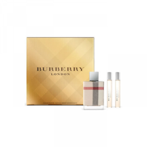 Burberry London Women Eau De Perfume Spray 50ml Set 3 Parti 2018