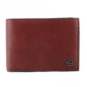 Man wallet Piquadro BLACK SQUARE PU1392B3 R/R